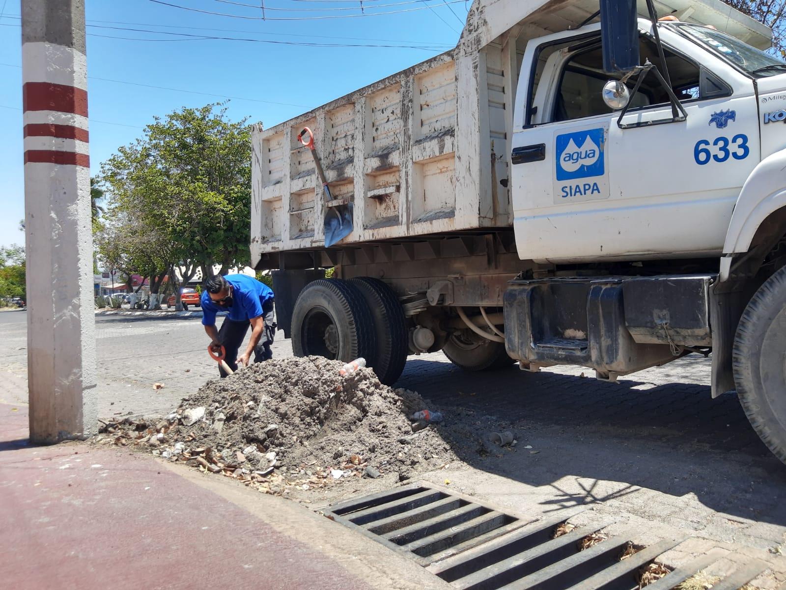 Siapa continua con el Programa de Mantenimiento y Limpieza a la Infraestructura