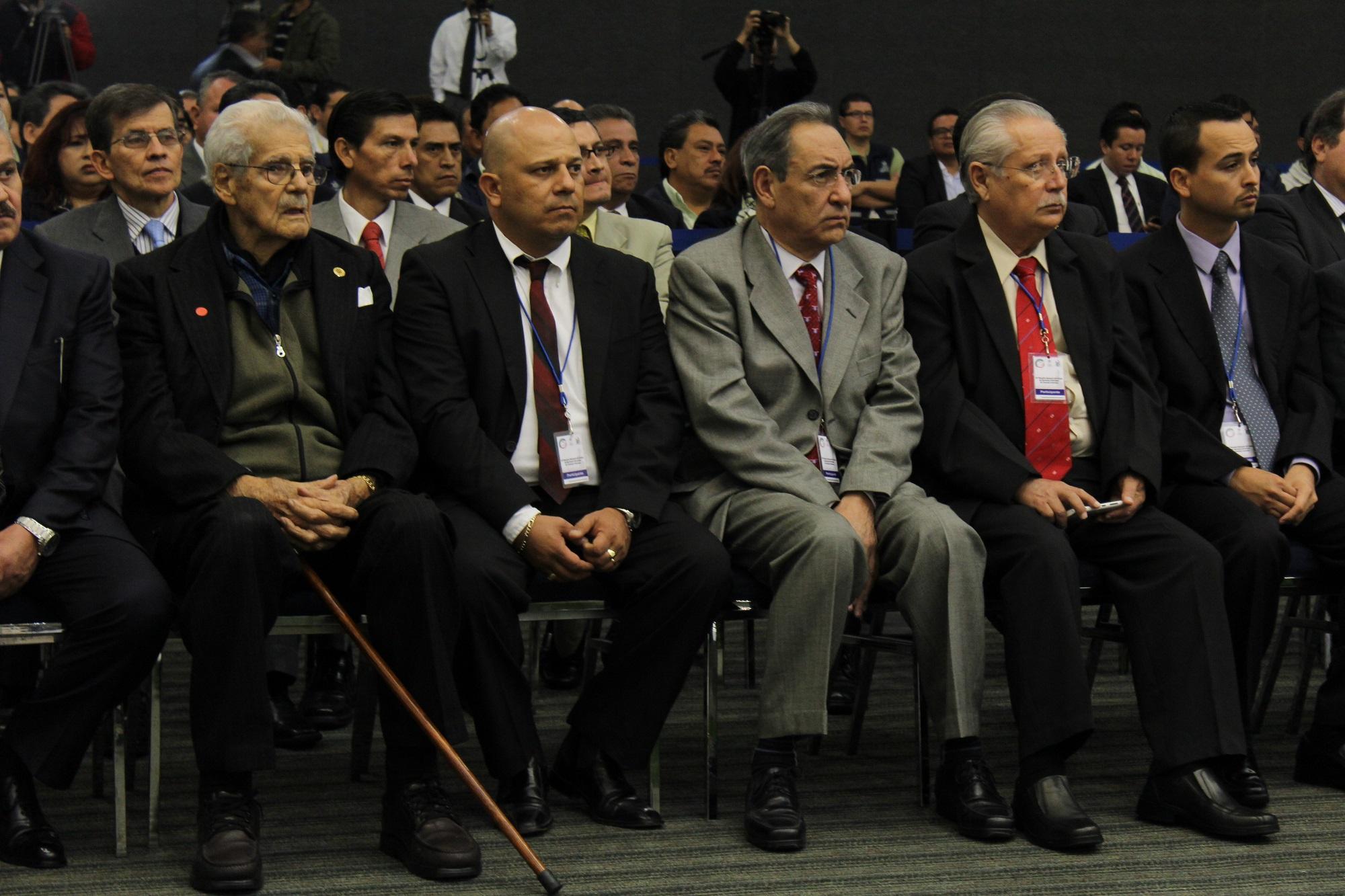 Se realizó la XXIV Reunión Nacional del Grupo de Servicios Periciales y Ciencias Forenses