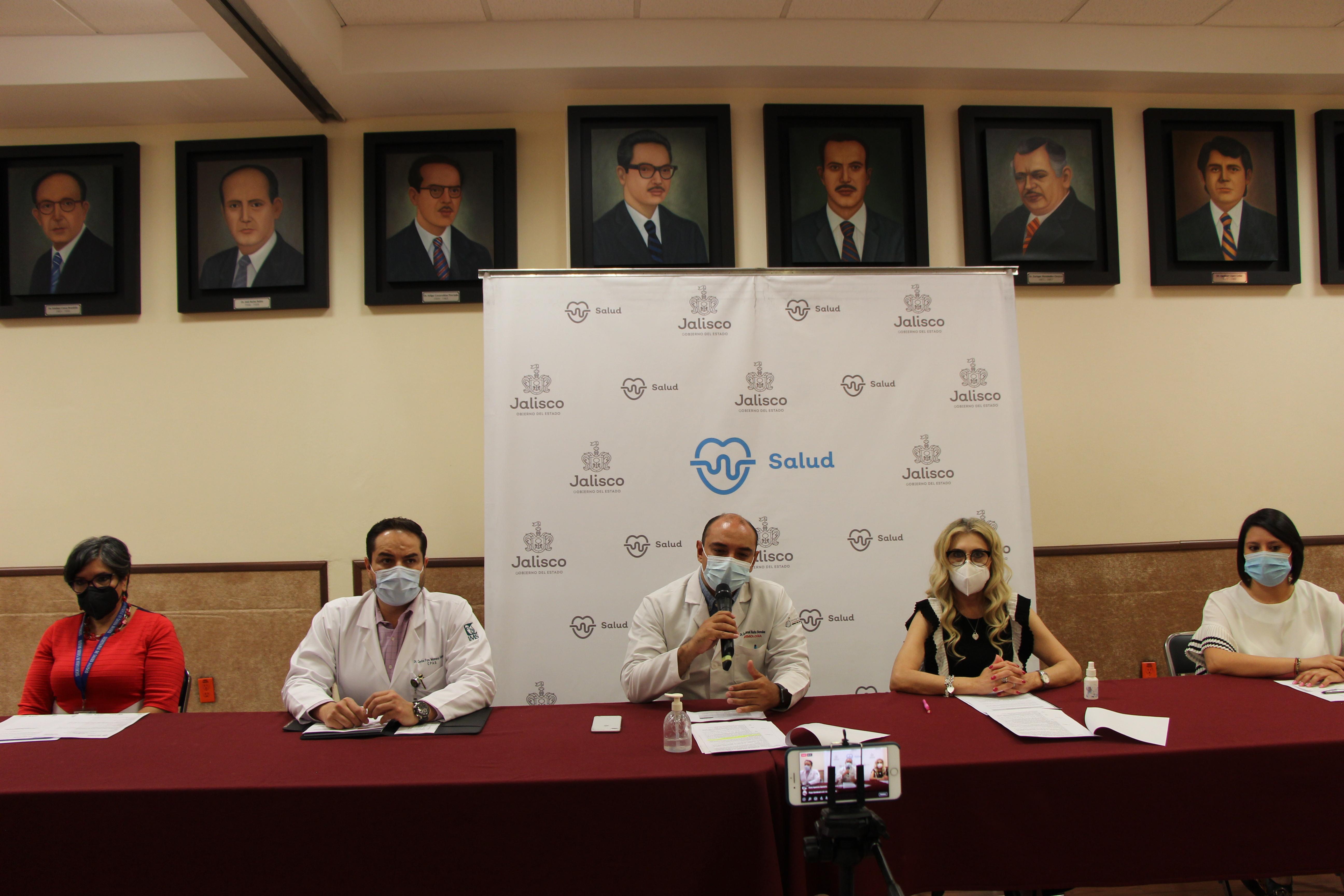 Ante temporada de calor el Sector Salud fortalece acciones de prevención en Jalisco