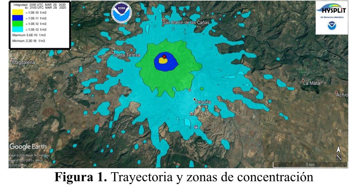 Se activa Alerta Atmosférica en el municipio de Tequila