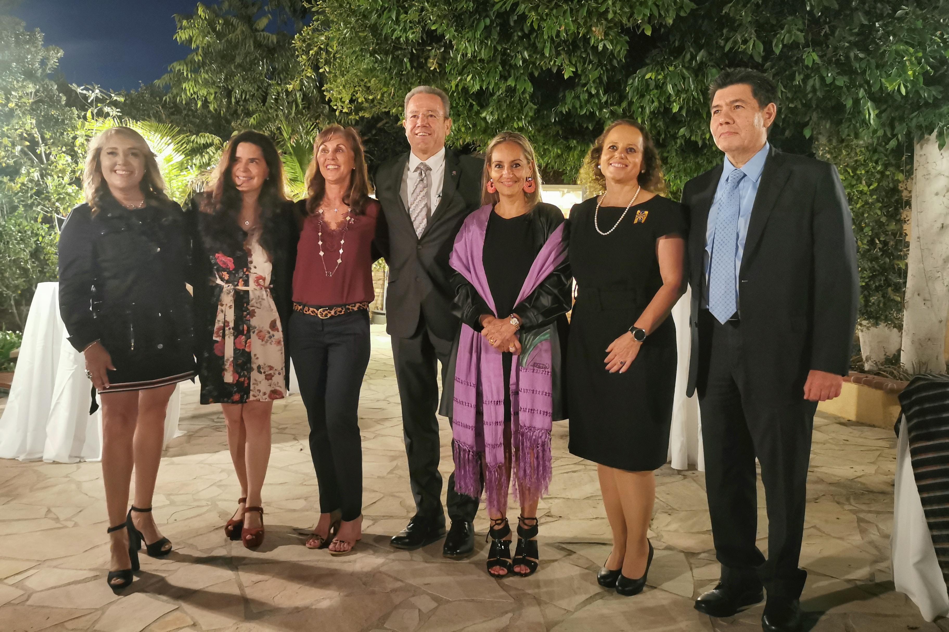 Estrechan lazos empresarios jaliscienses con Consulado General de México en Los Ángeles