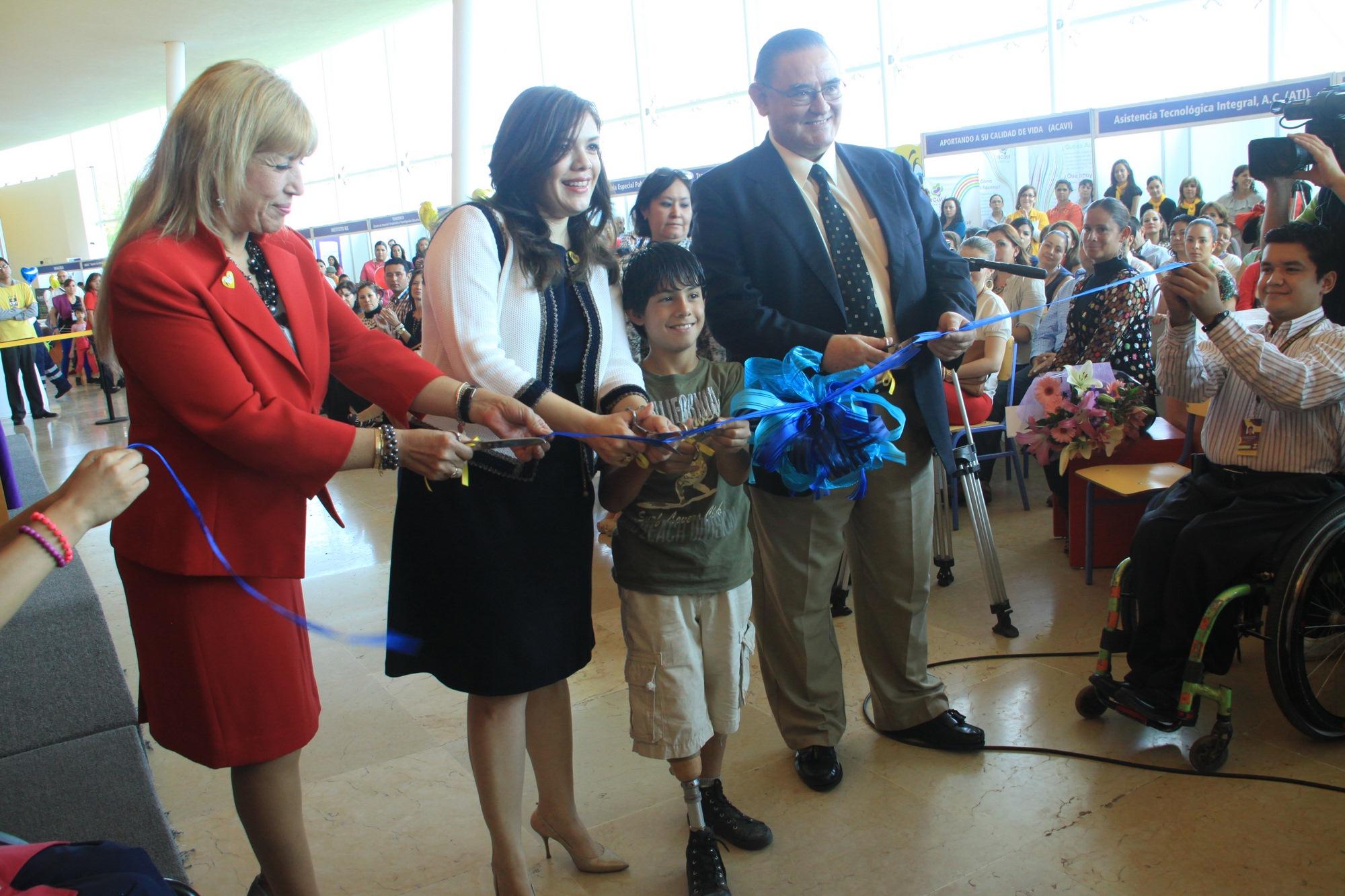 Inaugura DIF Jalisco congreso Familia y Discapacidad
