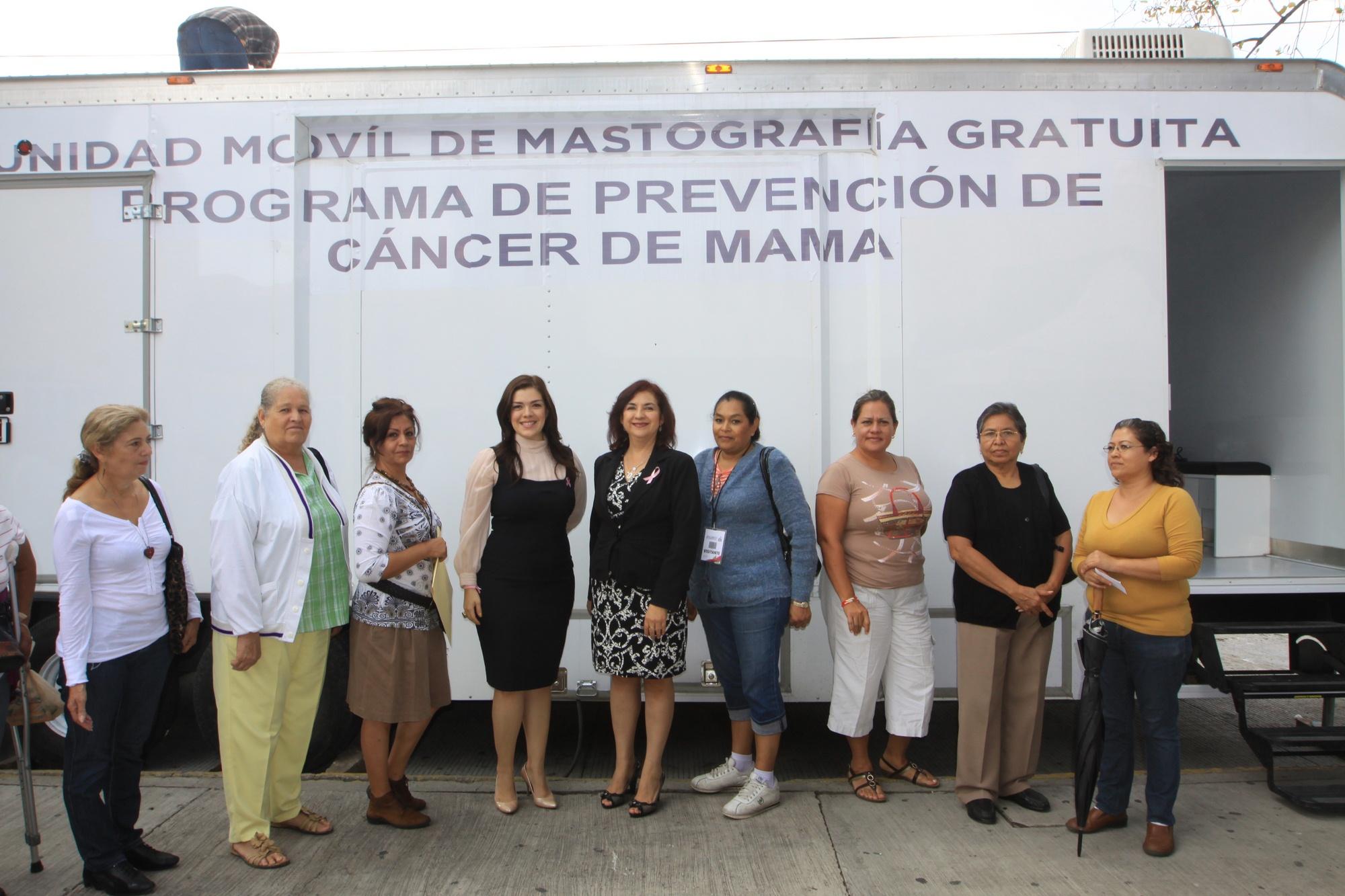 Unen esfuerzos contra el cáncer de mama en Jalisco