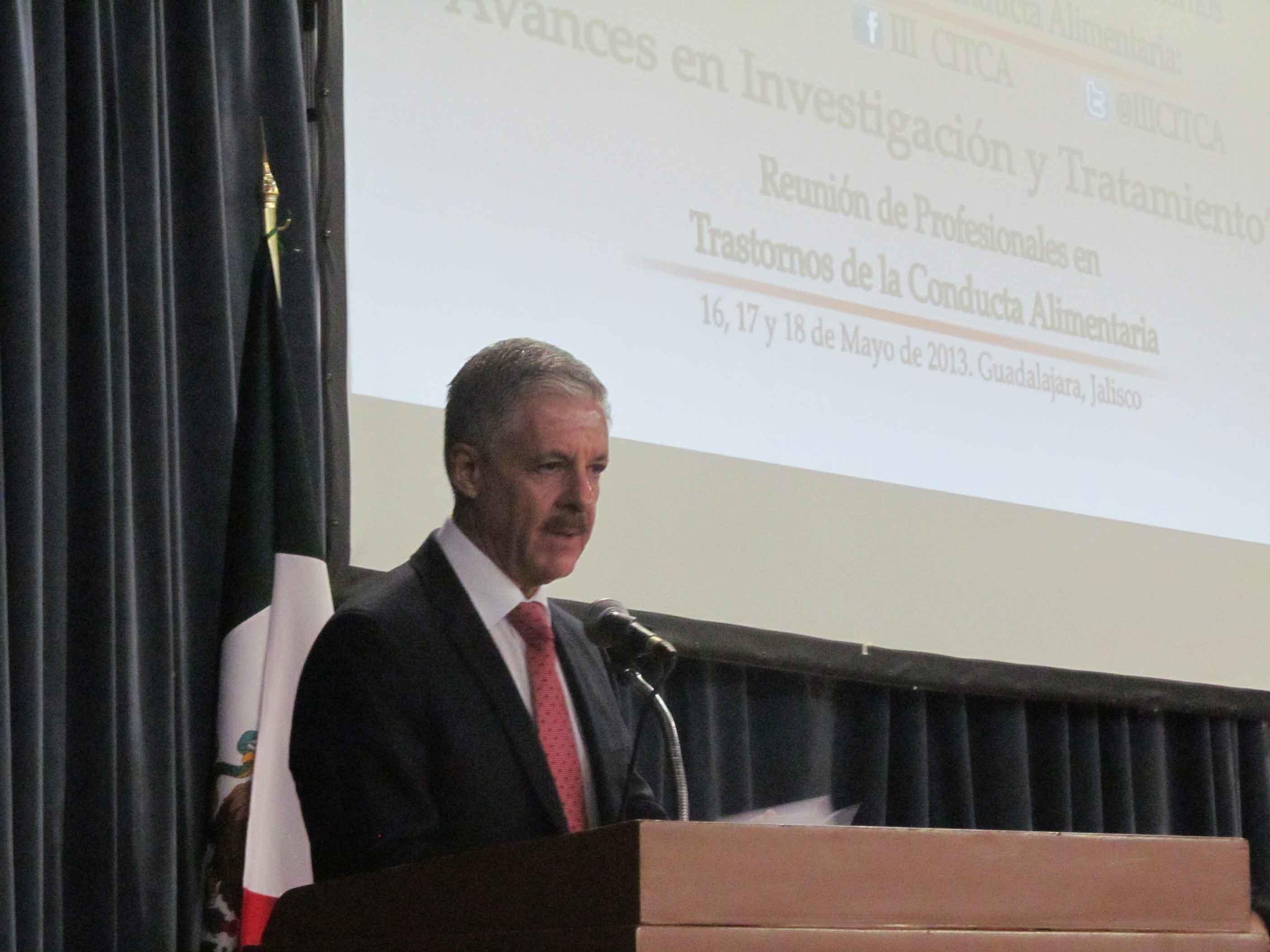 Inaugura SSJ Congreso Internacional de Trastornos Alimenticios