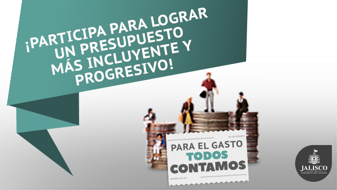 Banner de Presupuesto Ciudadano