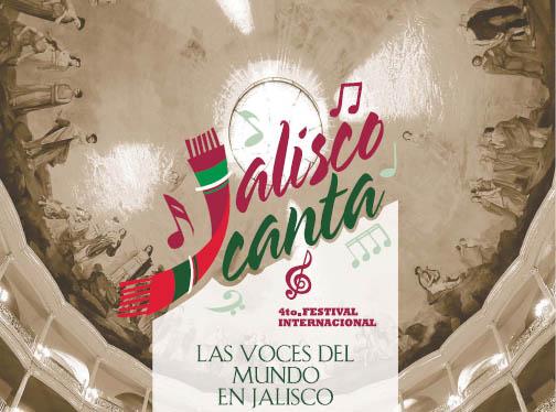 """4to. Festival Internacional del Canto """"Jalisco Canta"""""""