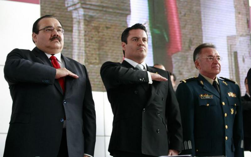 Comienza Aristóteles Sandoval  la transformación de Jalisco