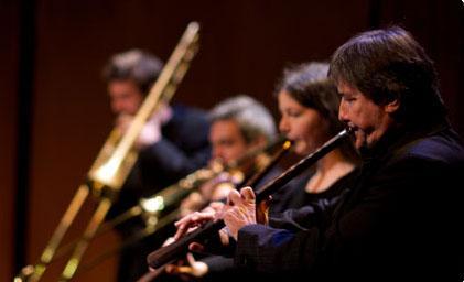 Les Sacqueboutiers, música antigua / Festival Cultural de Mayo