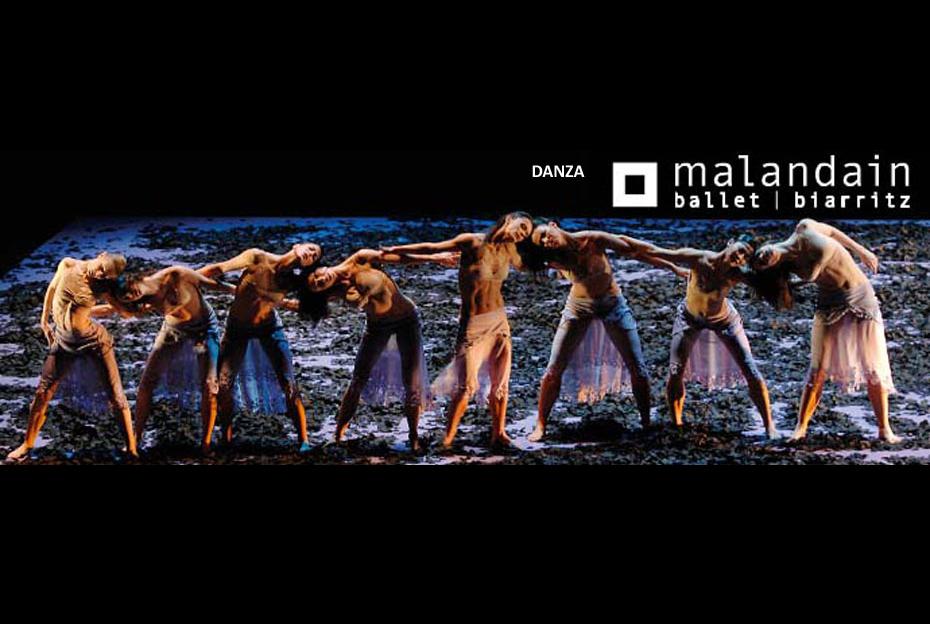 Malandain Ballet Biarritz / Inauguración Festival Cultural de Mayo 2013