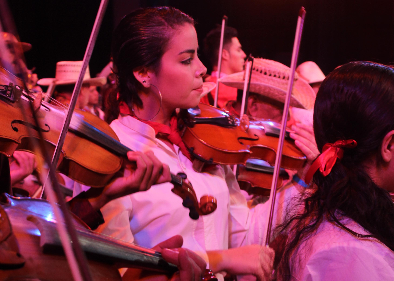 XIV Encuentro Nacional de Mariachi Tradicional