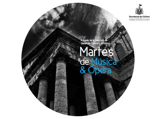 Ensamble Atonalix / Martes de Música y Ópera