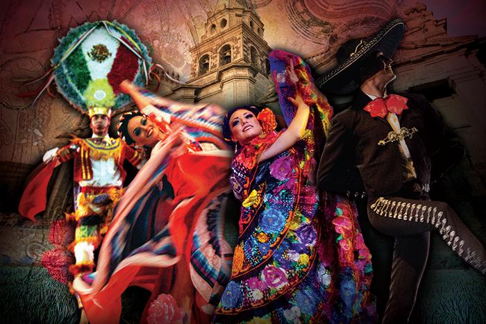 """Temporada de danza folklórica """"México Espectacular"""""""