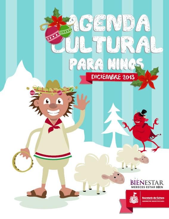 Agenda Cultural para Niños / Diciembre 2013
