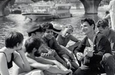 """""""Paris Sur Seine, Des Anciens Quais a Plagues"""" / Festival Cultural de Mayo"""