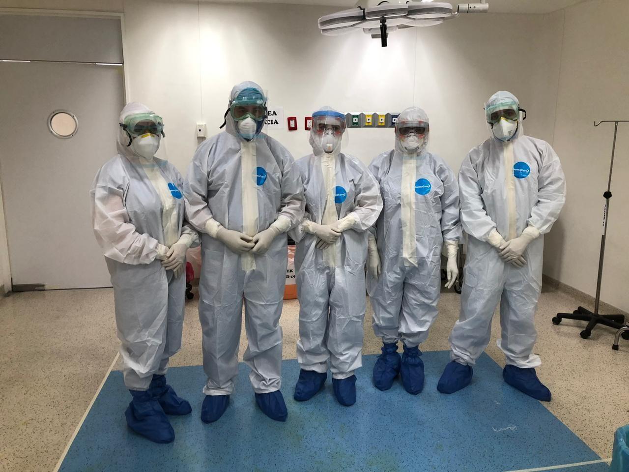 Capacita HGO a más de 3 mil profesionales de la salud desde el inicio de la pandemia