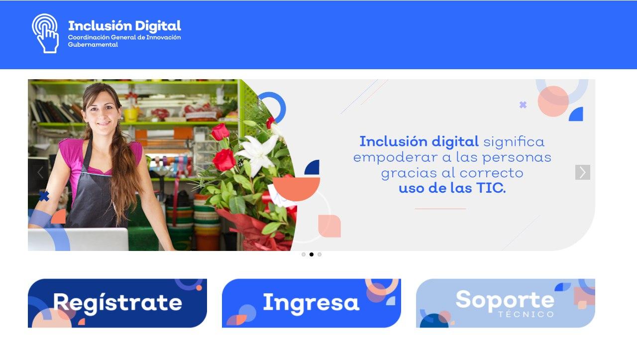 Continúan cursos gratuitos en Tecnologías de la Información y la Comunicación para la ciudadanía