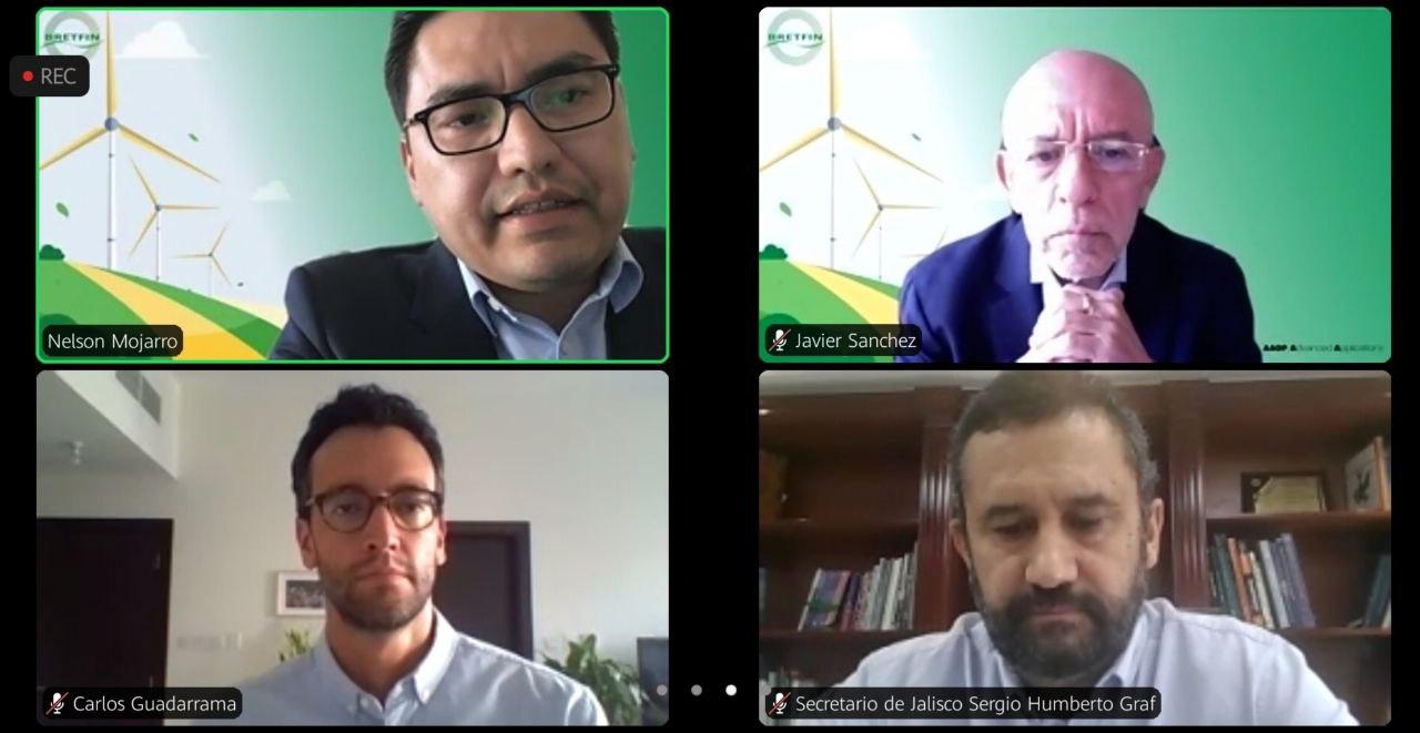 Participa Jalisco en seminario para alcanzar la neutralidad de carbono
