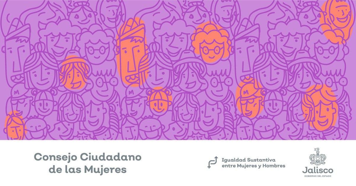 Última semana de registro para formar parte del Consejo Ciudadano de las Mujeres