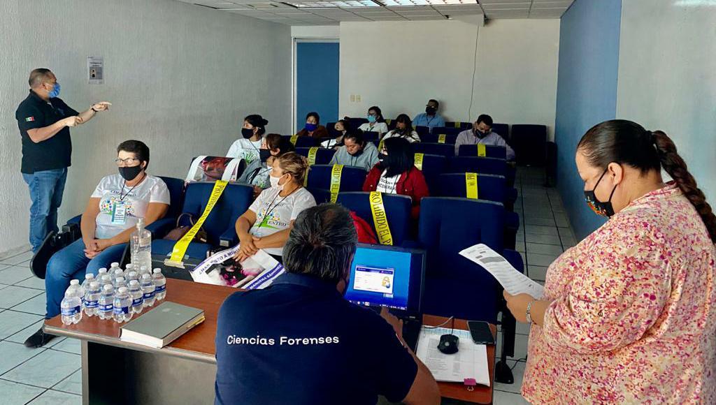 Comisión de Búsqueda de Personas de Jalisco acompaña a colectivo de Guanajuato en la localización de sus familiares