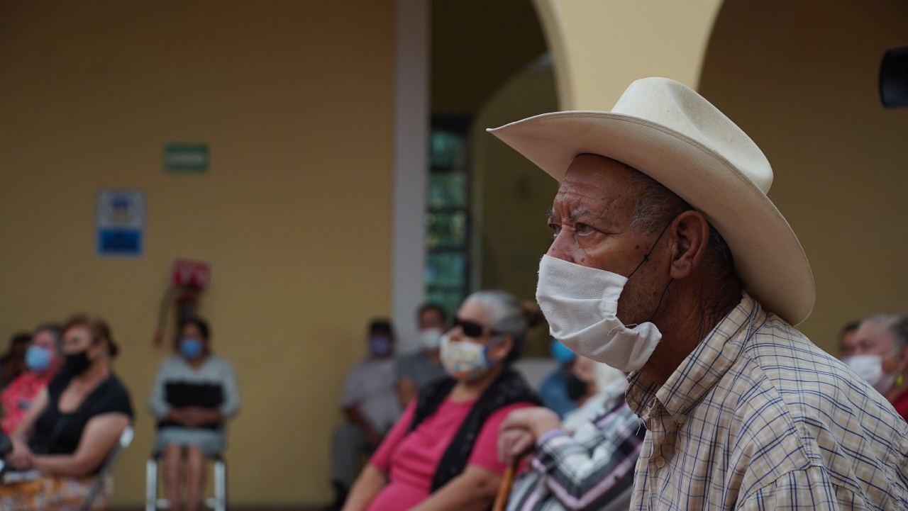 Unidades gerontológicas de la SSJ han atendido a más de mil personas mayores en la pandemia