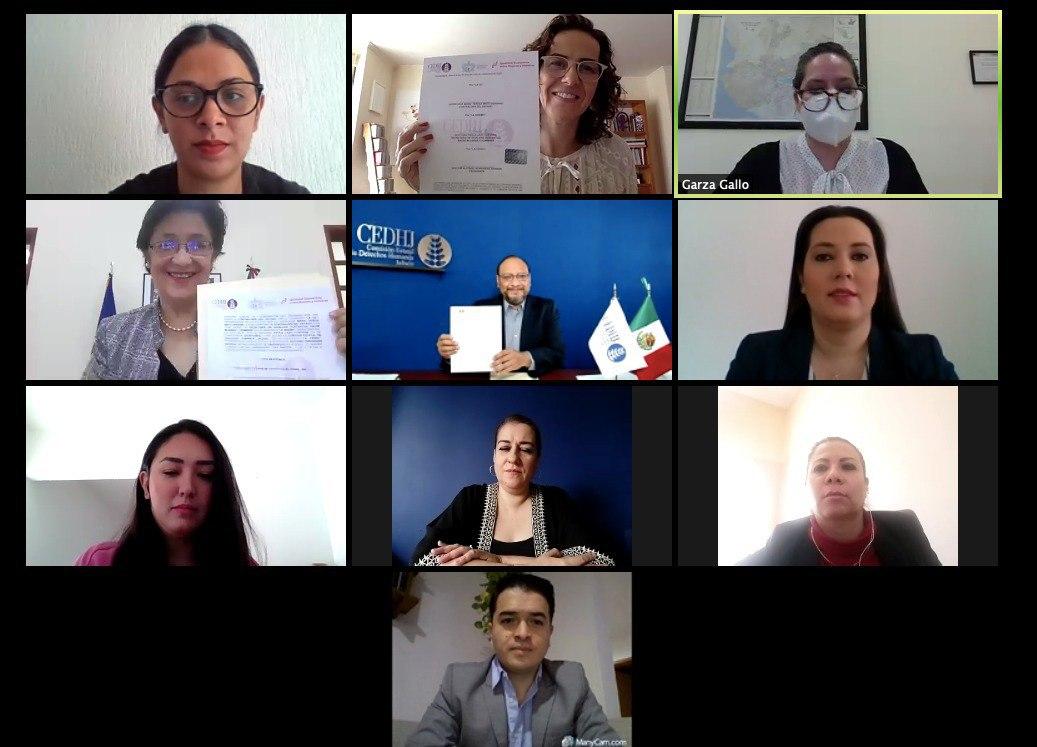 Contraloría del Estado, SISEMH y Derechos Humanos suscriben convenio para fortalecer la aplicación del Protocolo Cero