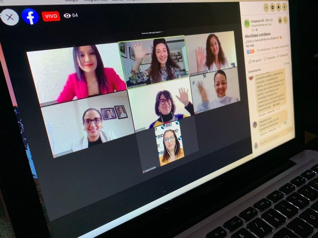 Dialogan y ponen al centro a las mujeres en la planeación y decisiones de las ciudades