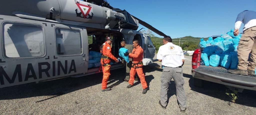 El Gobierno de Jalisco continuará atendiendo a las y los habitantes de las comunidades del estado que resultaron afectadas por el paso de Hernán