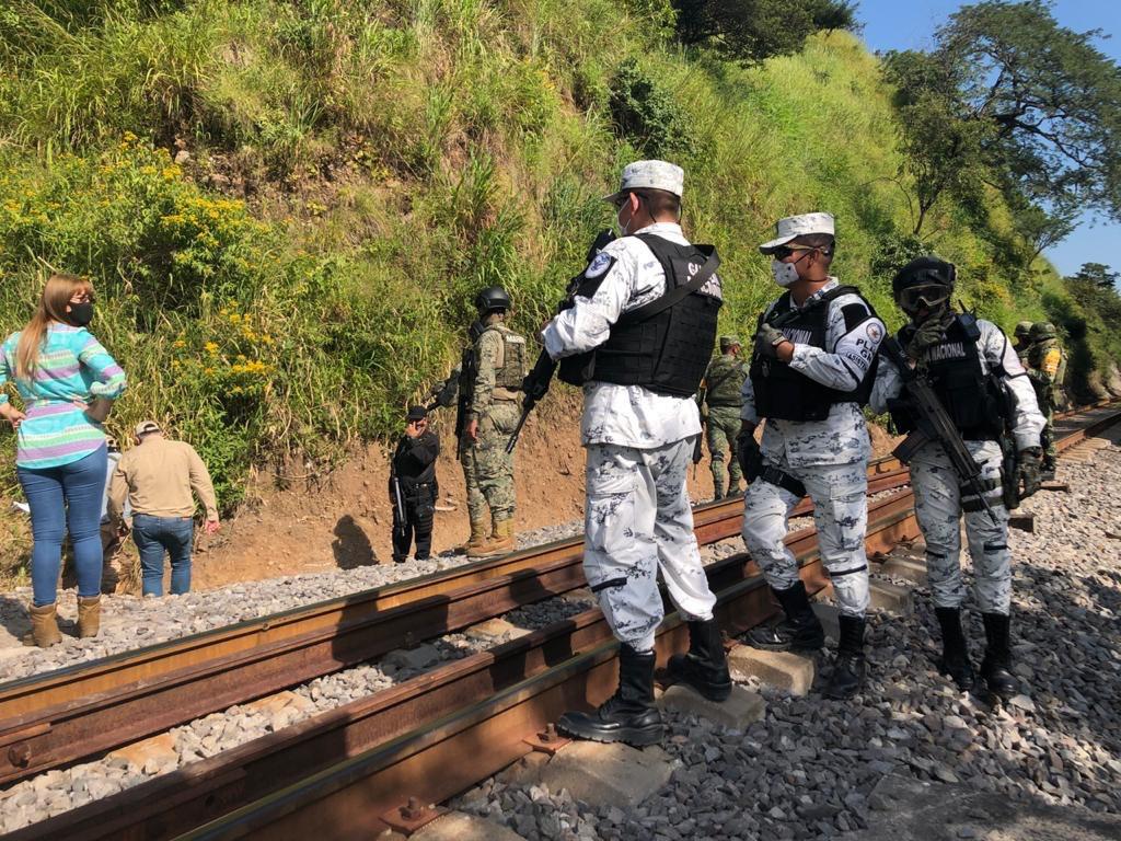 Arrancan con trabajos de búsqueda de personas en Tonila, Jalisco