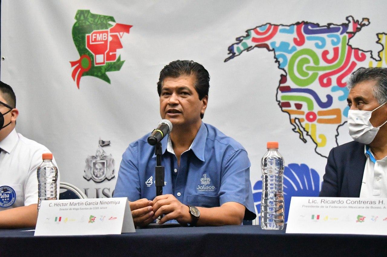GUADALAJARA, SEDE DEL CLASIFICATORIO DE BOX PARA LOS PANAMERICANOS JUNIOR