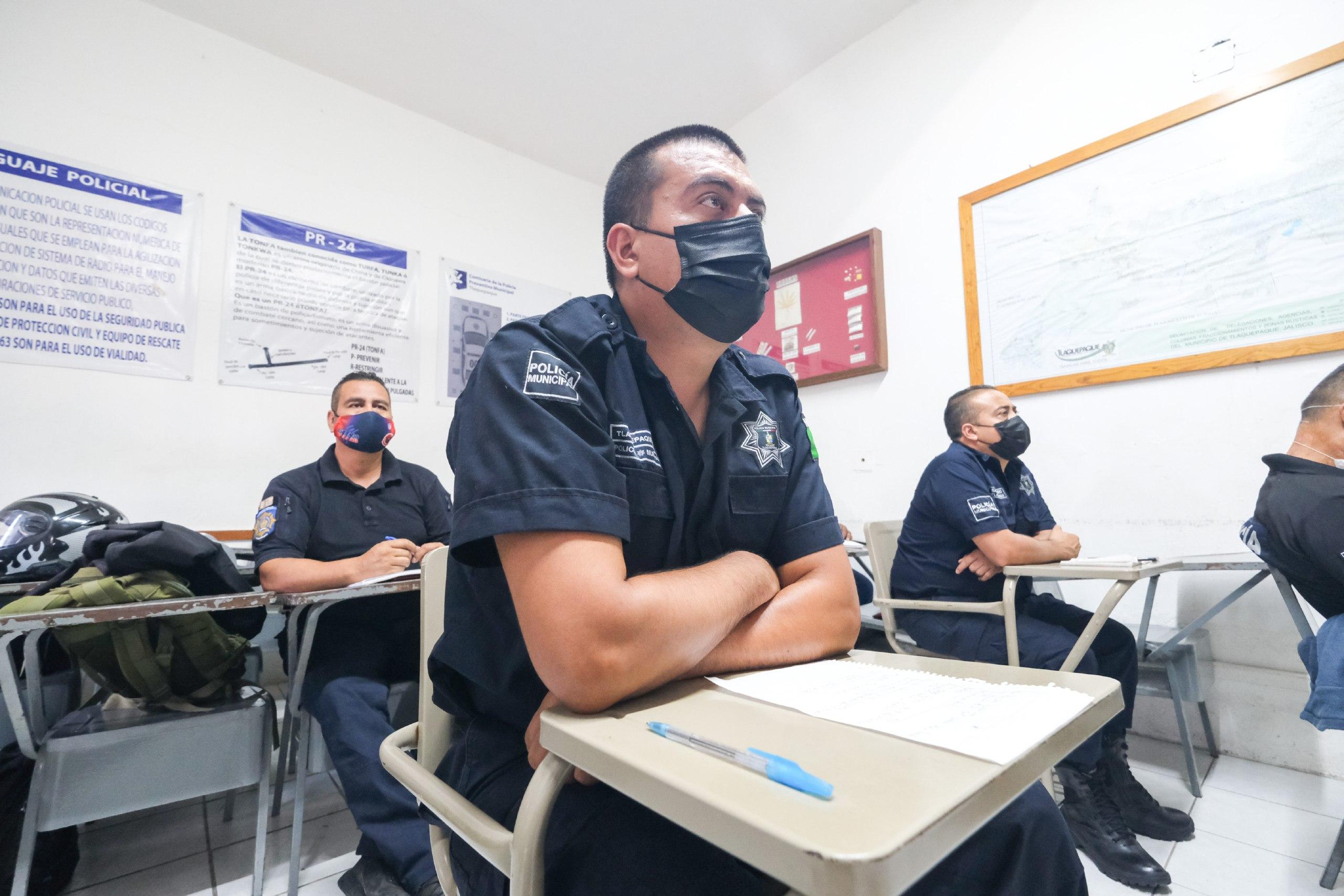 Concluye capacitación de grupos de búsqueda municipales en San Pedro Tlaquepaque y cuatro regiones del estado