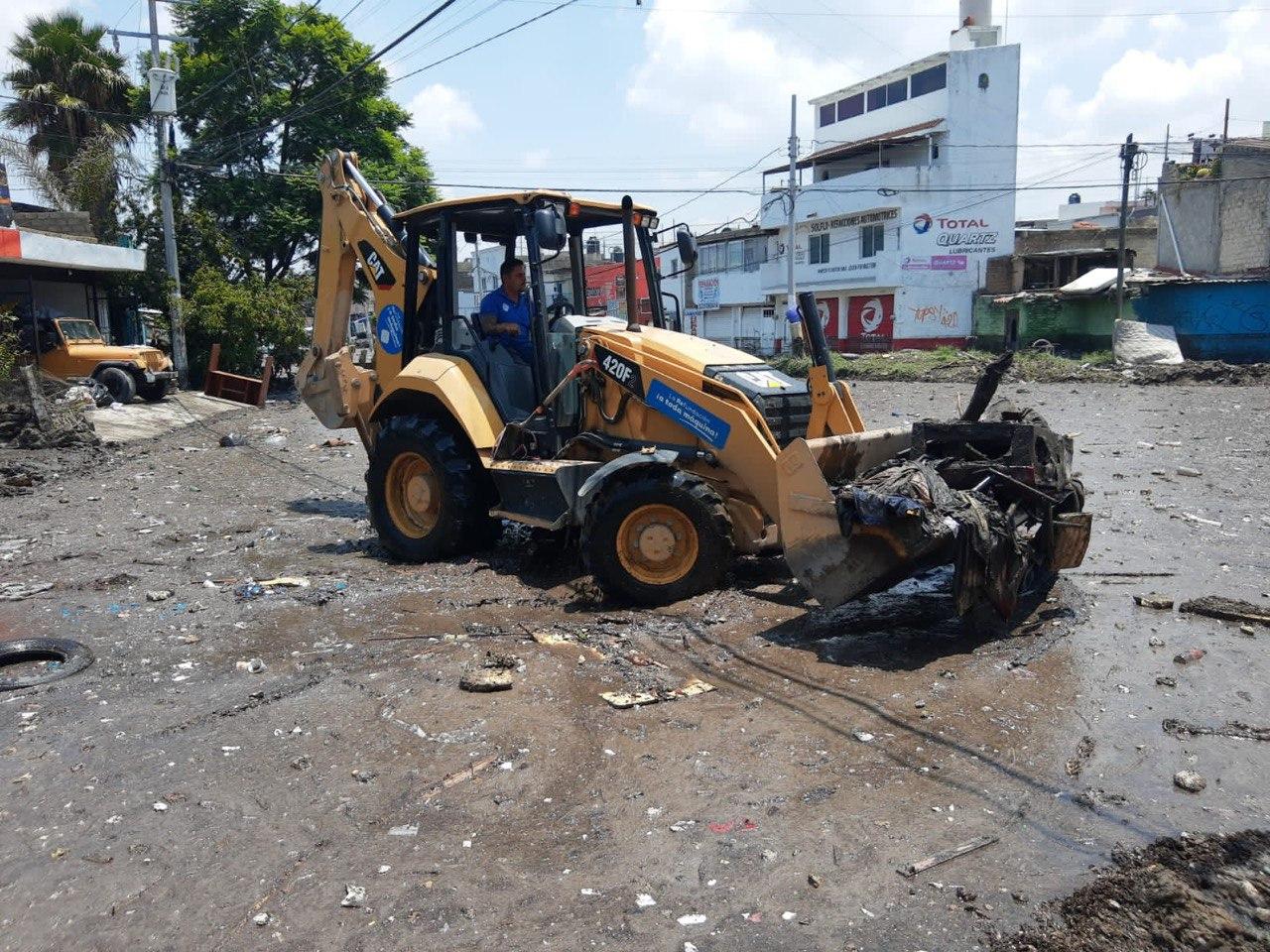 Autoridades estatales trabajan en coordinación con el gobierno de  Zapopan para brindar apoyo a las y los afectados por lluvia en el municipio