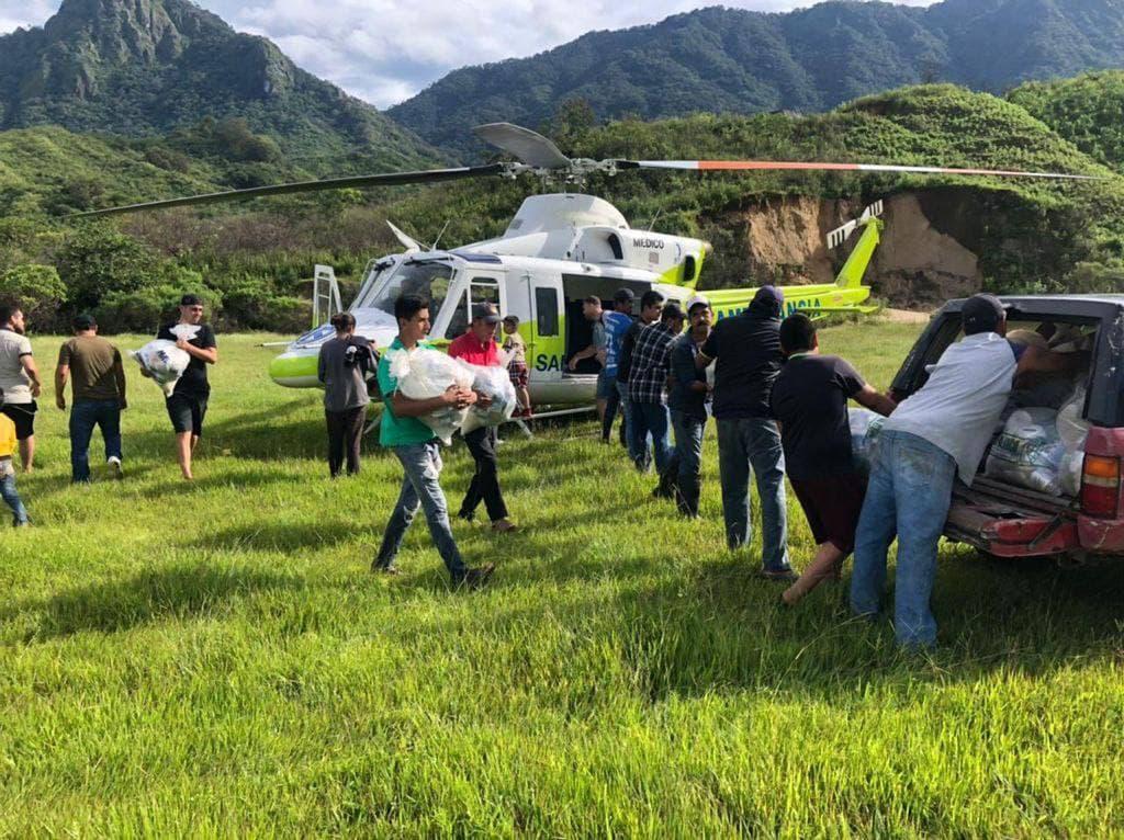 Gobierno de Jalisco continúa con entrega de despensas a comunidades afectadas por el temporal de lluvias