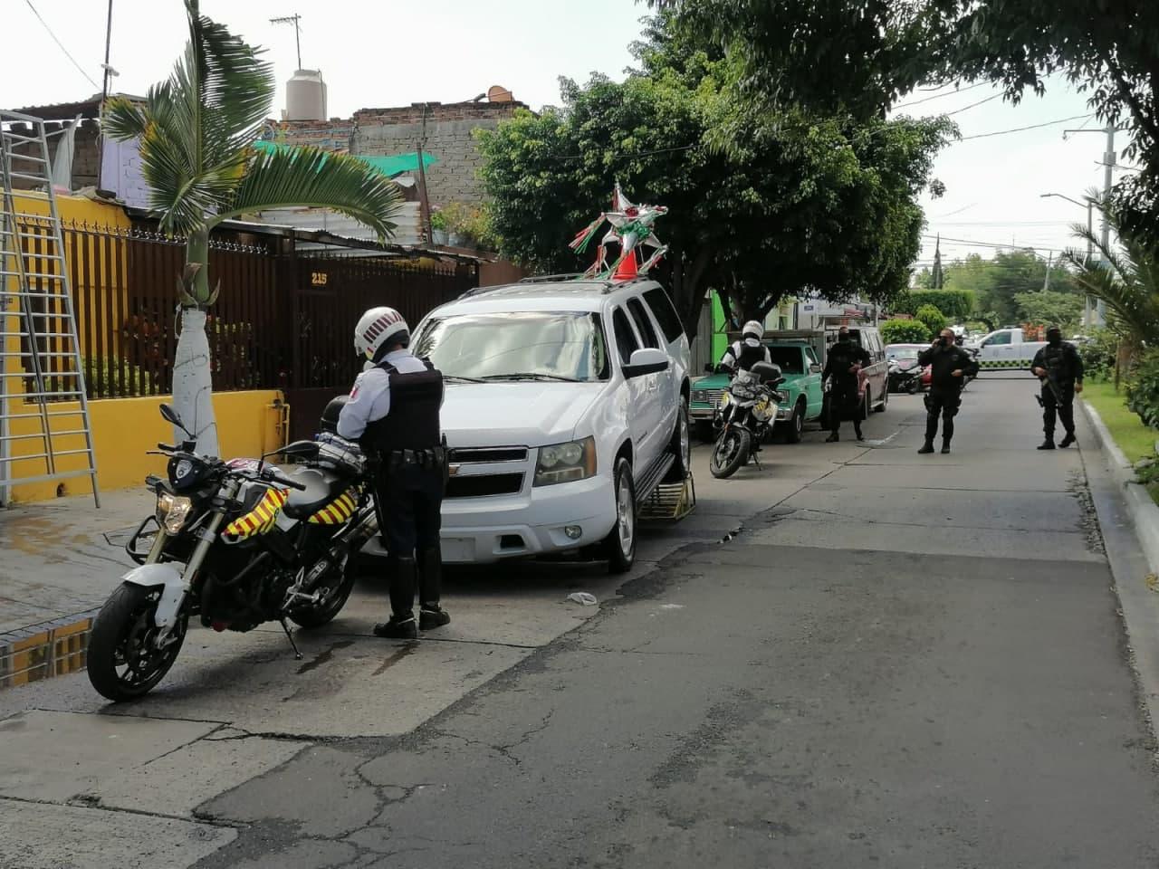 Secretaría de Seguridad implementa operativo de reordenamiento vial