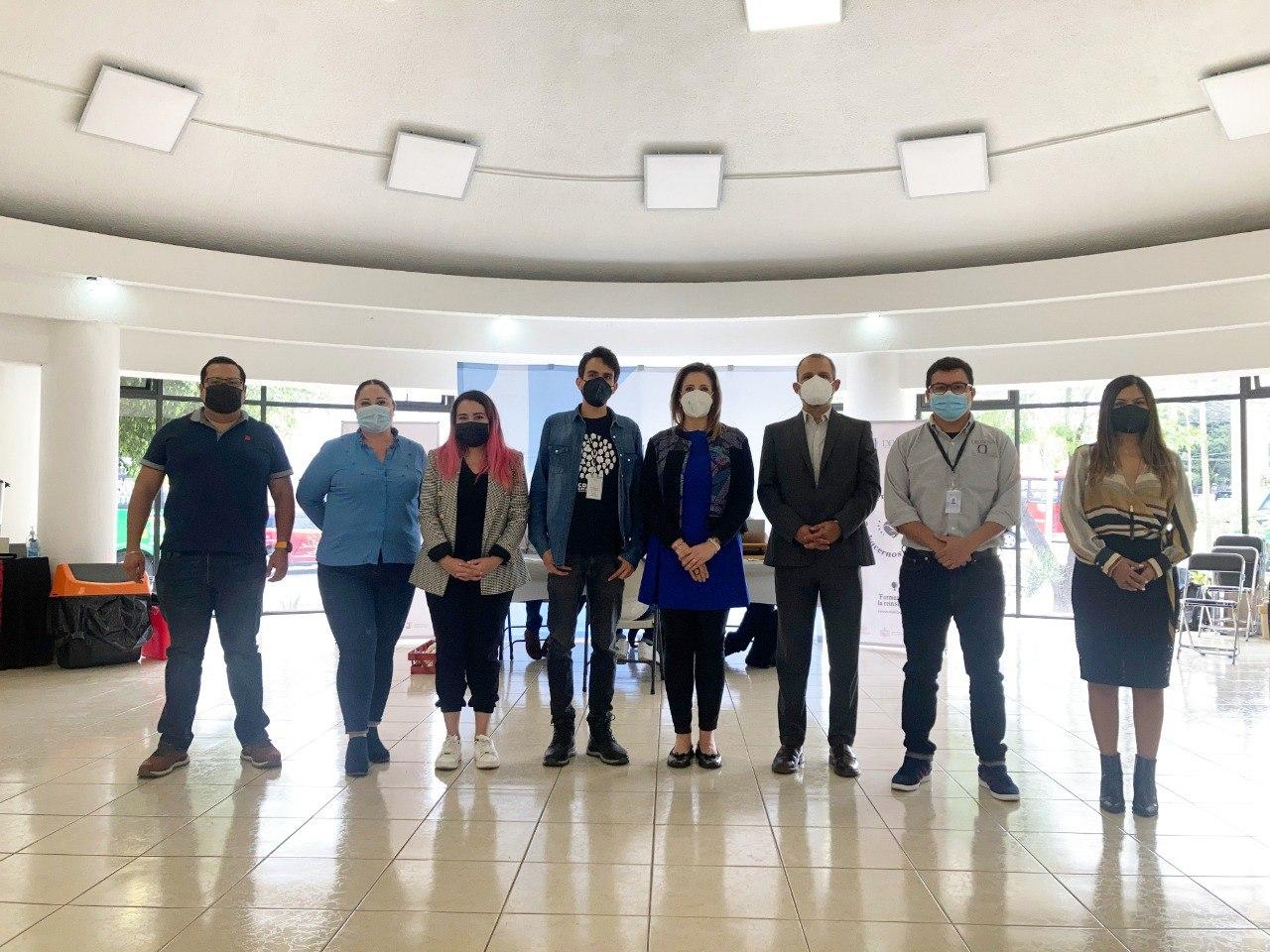 Gobierno de Jalisco lleva a cabo feria de reintegración social para jóvenes