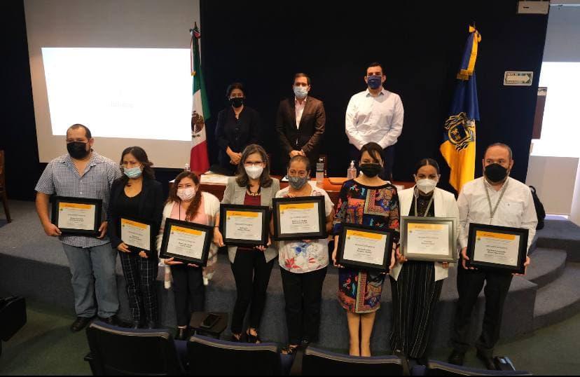 Contraloría de Jalisco entrega reconocimiento de excelencia en el Comportamiento con Integridad y Ética a servidores y servidoras públicas de la Secretaría de Hacienda