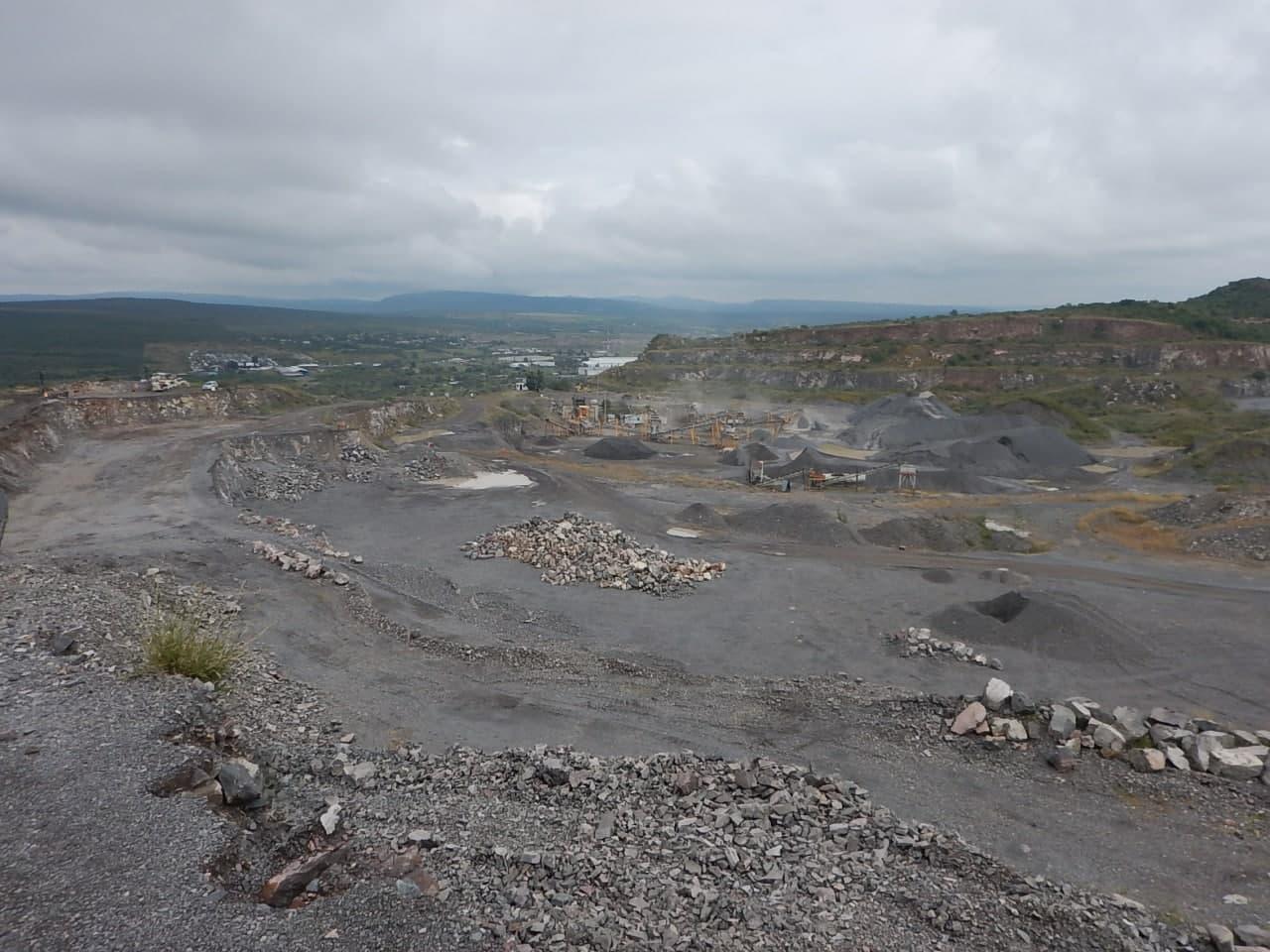 Proepa clausura un banco de material geológico en Lagos de Moreno por incumplir con la normatividad ambiental vigente
