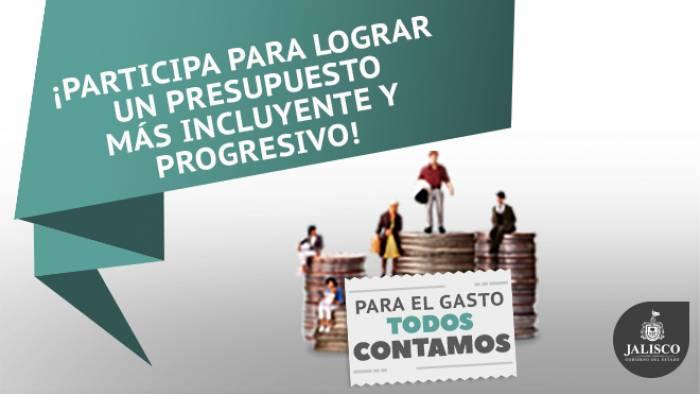 Imagen promocional de Presupuesto Ciudadano
