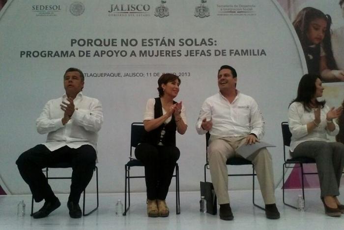 Imagen alusiva a la nota Arranca Gobierno del Estado programa para apoyar a jefas de familia