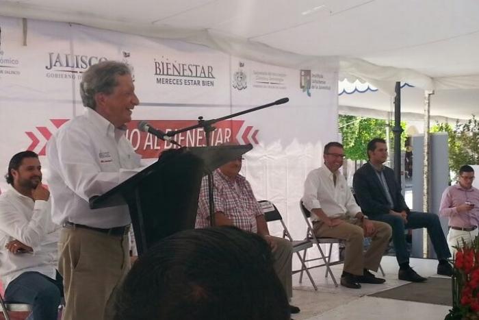 Imagen alusiva a la nota El programa de Camino al Bienestar llega al municipio de San Miguel Alto