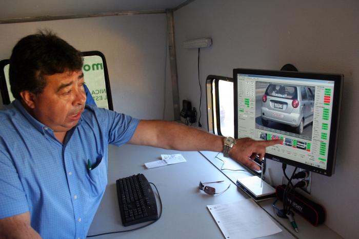 Imagen alusiva a la nota Realiza la SEMADET muestreo de emisiones vehiculares  para rediseño del programa de Verificación Vehicular