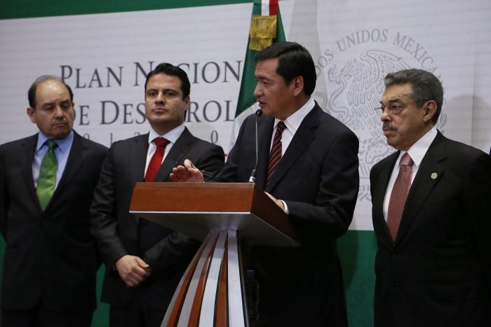 Reafirma Aristóteles Sandoval su compromiso con el desarrollo social de Jalisco