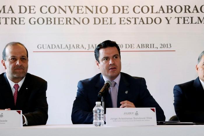 Gobierno de Jalisco y Telmex firman convenio de inclusión digital