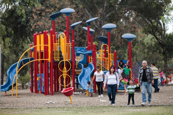 Imagen alusiva a la nota Avanza la SIOP en la revitalización del parque de la Solidaridad