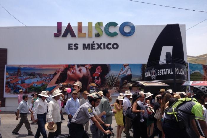Imagen alusiva a la nota Expone Jalisco su cultura, artesanías, desarrollo económico y turístico en la Feria Nacional de San Marcos