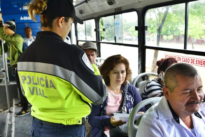 Imagen alusiva a la nota Levantarán encuesta sobre el servicio de transporte público