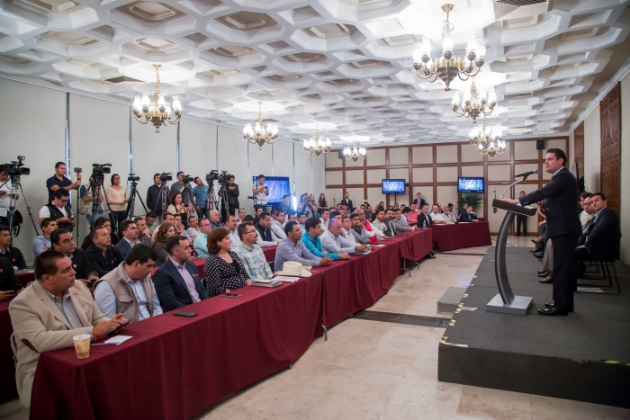Imagen alusiva a la nota Potenciar regiones impulsa crecimiento de Jalisco: Aristóteles