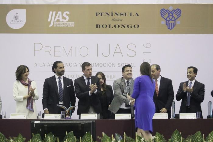 Imagen alusiva a la nota Reconoce Jalisco a asociaciones de asistencia social