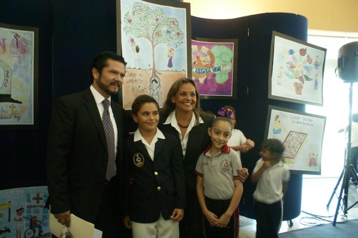 Imagen alusiva a la nota Realiza SSJ Concurso Nacional de Dibujo Infantil con fines de trasplante