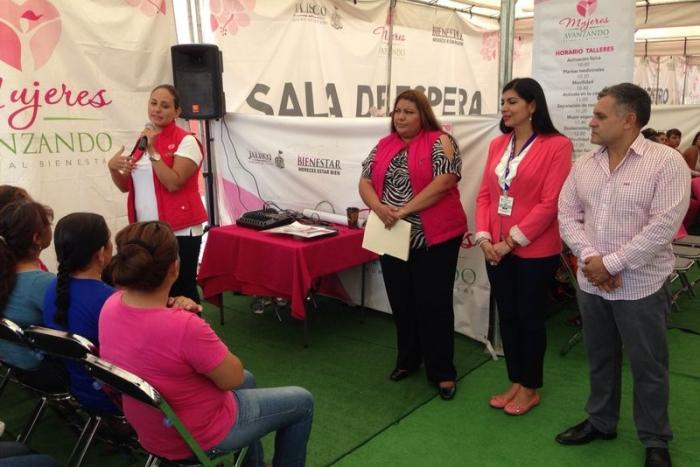 Imagen alusiva a la nota Mujeres Avanzando Rumbo al Bienestar atiende a 395 mujeres en Tlaquepaque