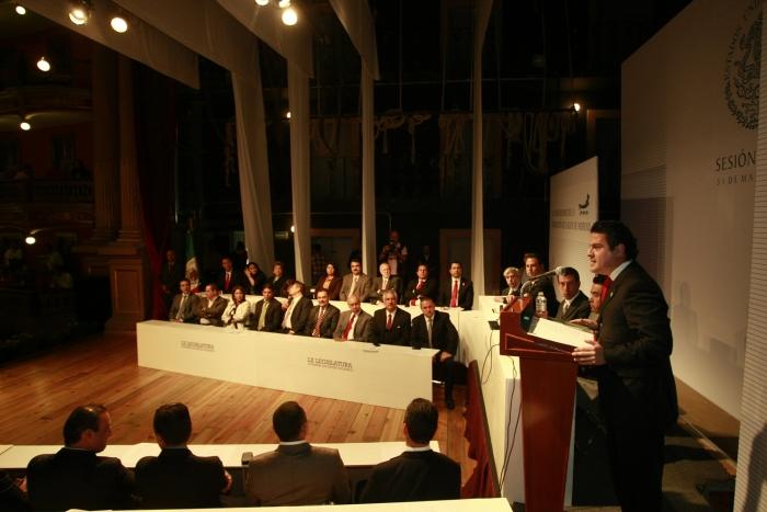 Encabeza Aristóteles Sandoval festejos conmemorativos del 450° aniversario de Lagos de Moreno